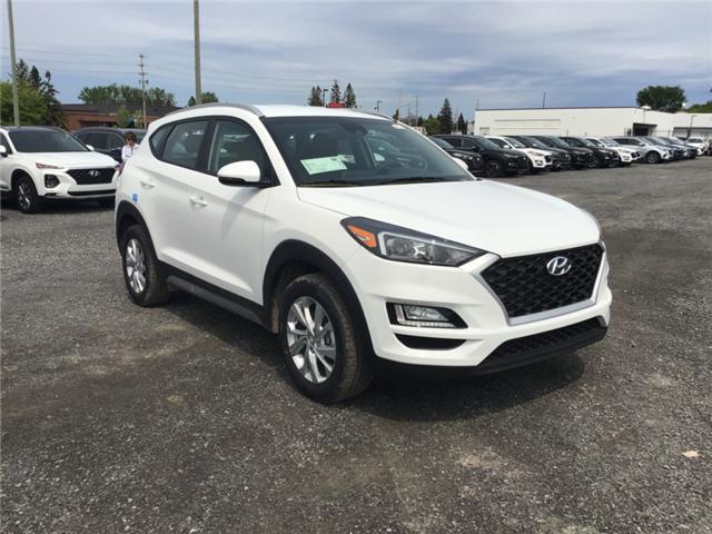 2019 Hyundai Tucson Preferred (Stk: R95907) in Ottawa - Image 1 of 11