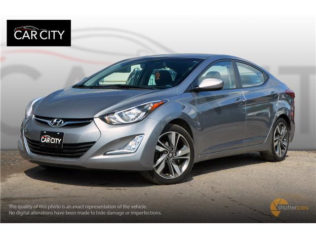 2015 Hyundai Elantra GLS (Stk: 2605) in Ottawa - Image 2 of 20