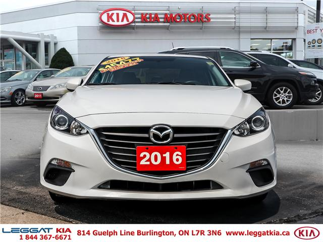2016 Mazda Mazda3  (Stk: 2353) in Burlington - Image 2 of 22