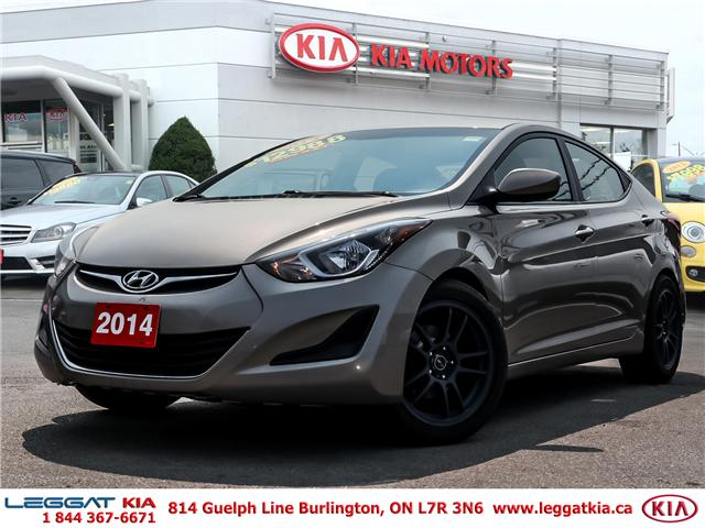 2014 Hyundai Elantra  (Stk: 2359A) in Burlington - Image 1 of 23