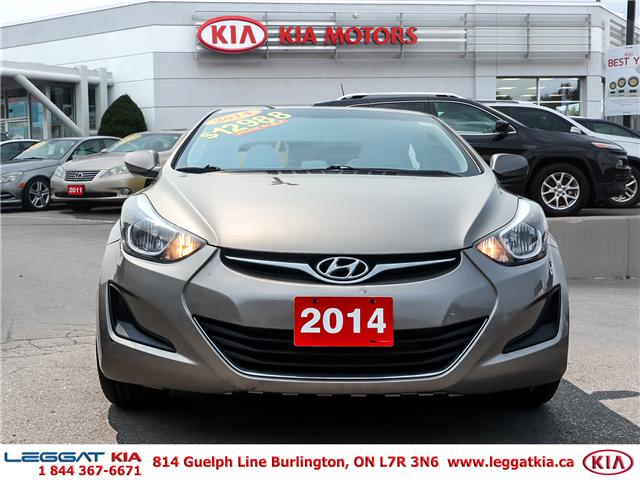 2014 Hyundai Elantra  (Stk: 2359A) in Burlington - Image 2 of 23