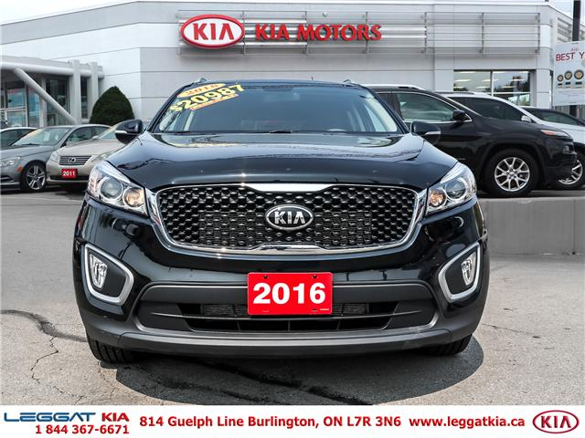 2016 Kia Sorento 2.4L LX (Stk: 2406) in Burlington - Image 2 of 24