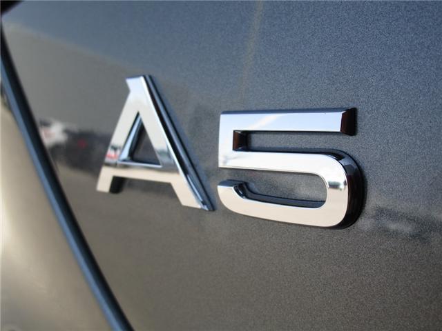 2018 Audi A5 2.0T Technik (Stk: 180547) in Regina - Image 15 of 39