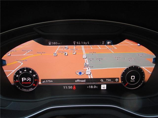 2018 Audi A5 2.0T Technik (Stk: 180547) in Regina - Image 28 of 39