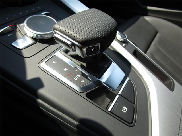 2018 Audi A5 2.0T Technik (Stk: 180547) in Regina - Image 33 of 39