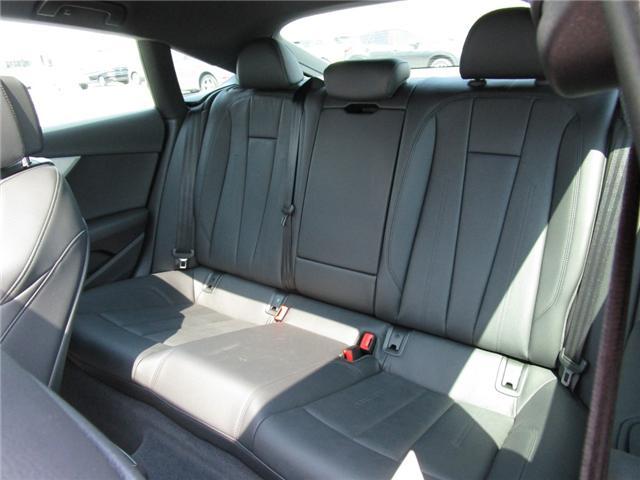 2018 Audi A5 2.0T Technik (Stk: 180547) in Regina - Image 38 of 39
