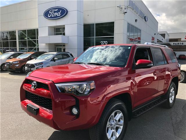 2014 Toyota 4Runner SR5 V6 (Stk: 196274A) in Vancouver - Image 1 of 24