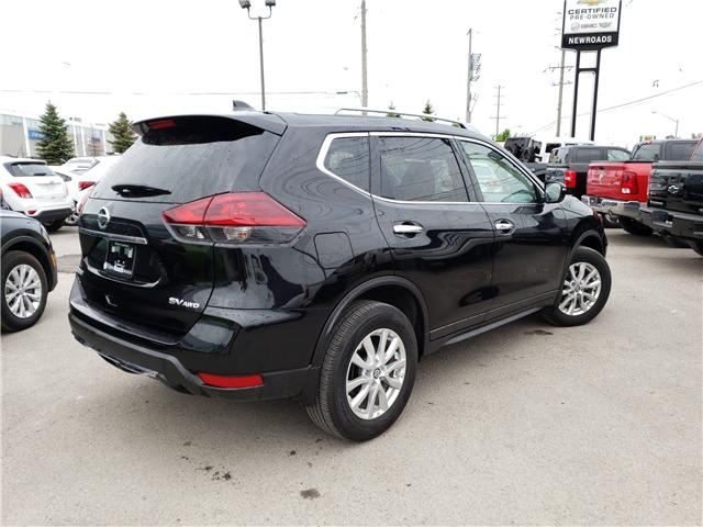 2019 Nissan Rogue SV (Stk: N13397) in Newmarket - Image 4 of 27