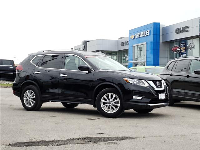 2019 Nissan Rogue SV (Stk: N13397) in Newmarket - Image 3 of 27