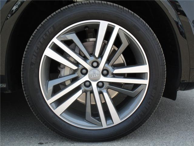 2018 Audi Q5 2.0T Technik (Stk: 180638) in Regina - Image 12 of 37