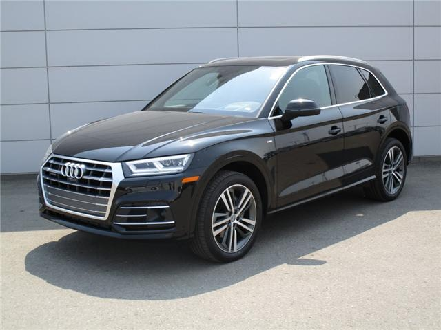 2018 Audi Q5 2.0T Technik (Stk: 180638) in Regina - Image 4 of 37