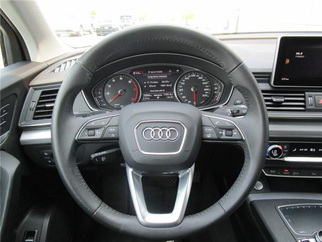 2018 Audi Q5 2.0T Progressiv (Stk: 1806561) in Regina - Image 19 of 34
