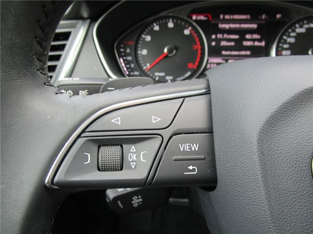 2018 Audi Q5 2.0T Progressiv (Stk: 1806561) in Regina - Image 20 of 34