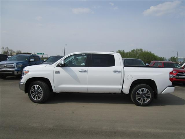 2019 Toyota Tundra 1794 Edition Package (Stk: 199165) in Moose Jaw - Image 2 of 40