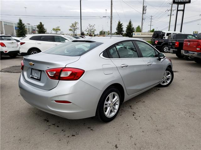 2018 Chevrolet Cruze LT Auto (Stk: N13427) in Newmarket - Image 9 of 15