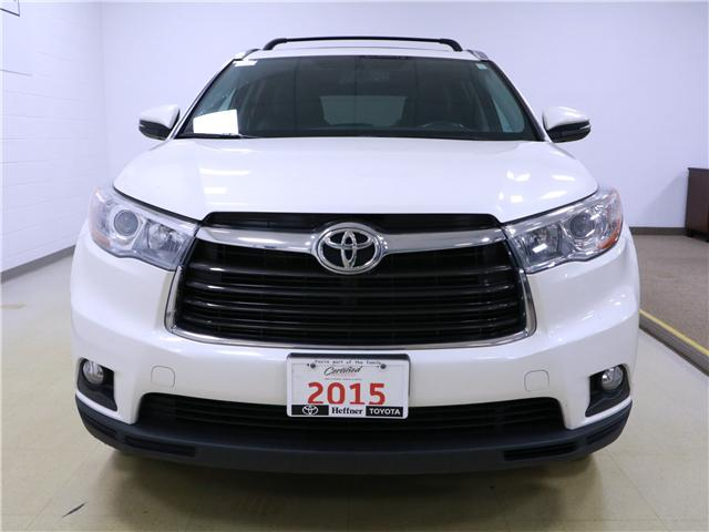 2015 Toyota Highlander Limited (Stk: 195394) in Kitchener - Image 24 of 34
