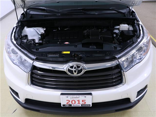 2015 Toyota Highlander Limited (Stk: 195394) in Kitchener - Image 30 of 34