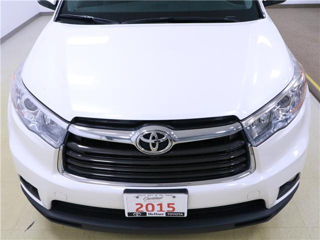 2015 Toyota Highlander Limited (Stk: 195394) in Kitchener - Image 29 of 34