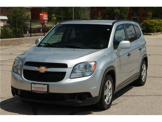 2012 Chevrolet Orlando LS (Stk: 1905204) in Waterloo - Image 1 of 22