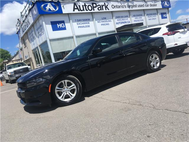 2019 Dodge Charger SXT (Stk: 19-27489) in Brampton - Image 1 of 22