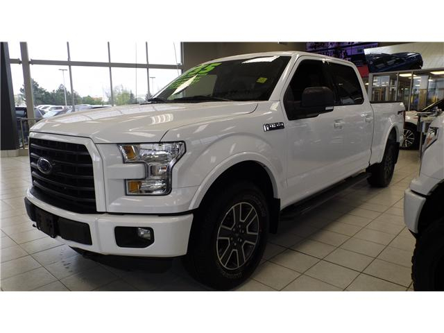 2016 Ford F-150 XLT (Stk: 19-8681) in Kanata - Image 1 of 9