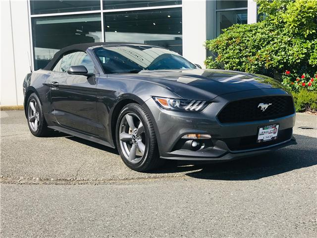 2017 Ford Mustang V6 (Stk: LF010530) in Surrey - Image 3 of 22