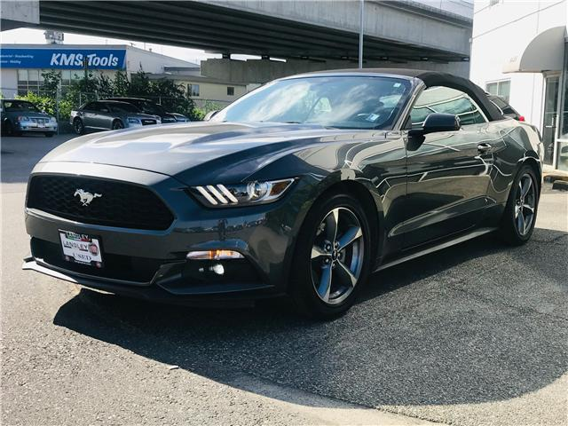 2017 Ford Mustang V6 (Stk: LF010530) in Surrey - Image 5 of 22