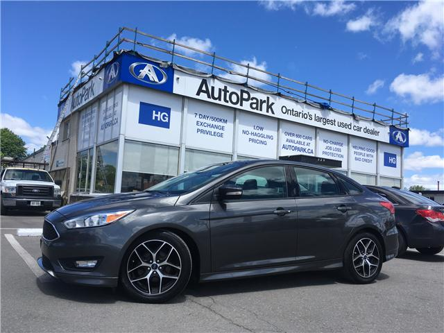 2016 Ford Focus SE (Stk: 16-78408) in Brampton - Image 1 of 23