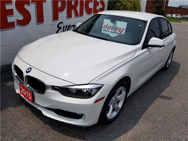 2015 BMW 320i xDrive (Stk: 19-371) in Oshawa - Image 1 of 14