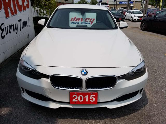 2015 BMW 320i xDrive (Stk: 19-371) in Oshawa - Image 2 of 14