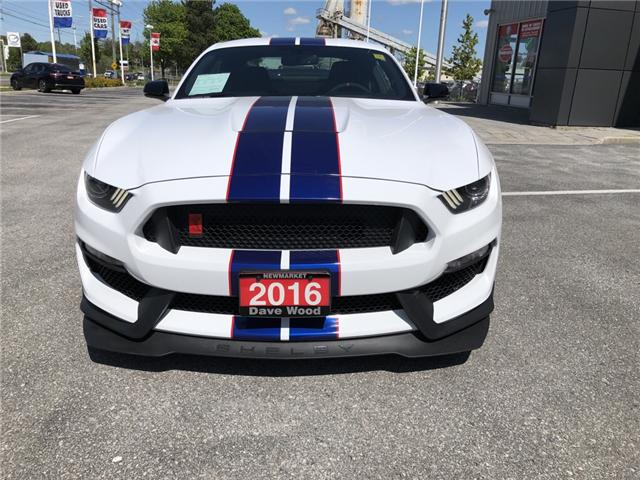 2016 Ford Shelby GT350 Base (Stk: -) in Newmarket - Image 8 of 18