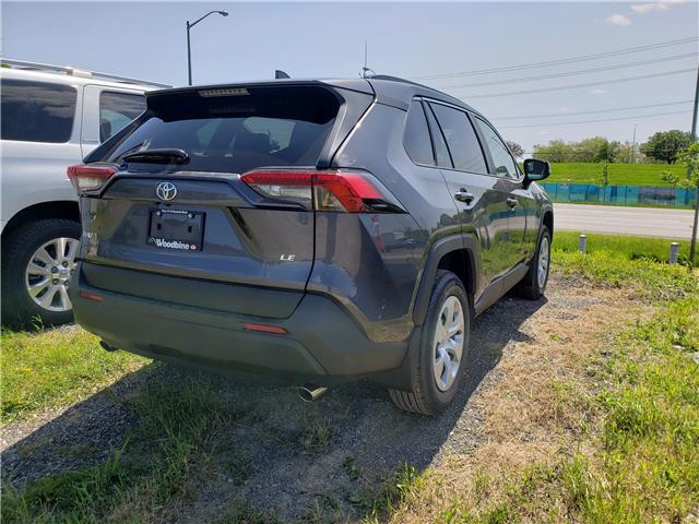 2019 Toyota RAV4 LE (Stk: 9-1051) in Etobicoke - Image 3 of 11