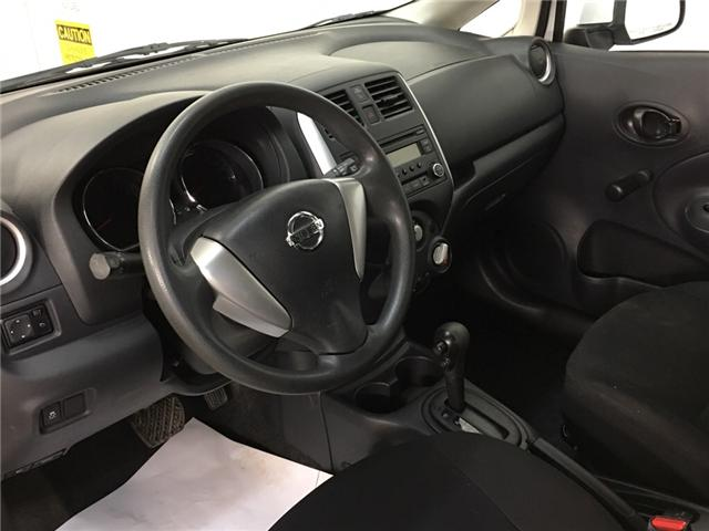 2014 Nissan Versa Note 1.6 S (Stk: 34946J) in Belleville - Image 13 of 21