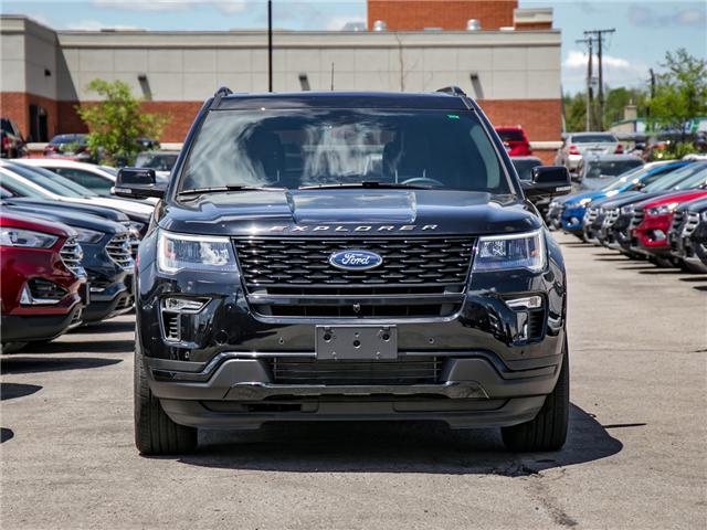 2019 Ford Explorer Sport (Stk: 190017) in Hamilton - Image 6 of 29