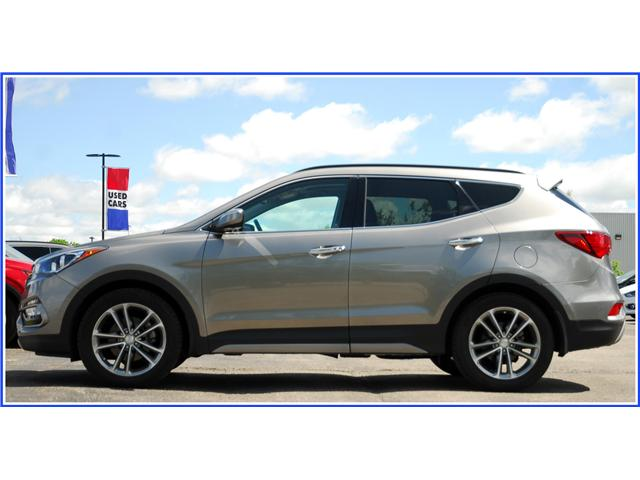 2017 Hyundai Santa Fe Sport 2.0T Ultimate (Stk: OP3873) in Kitchener - Image 2 of 15
