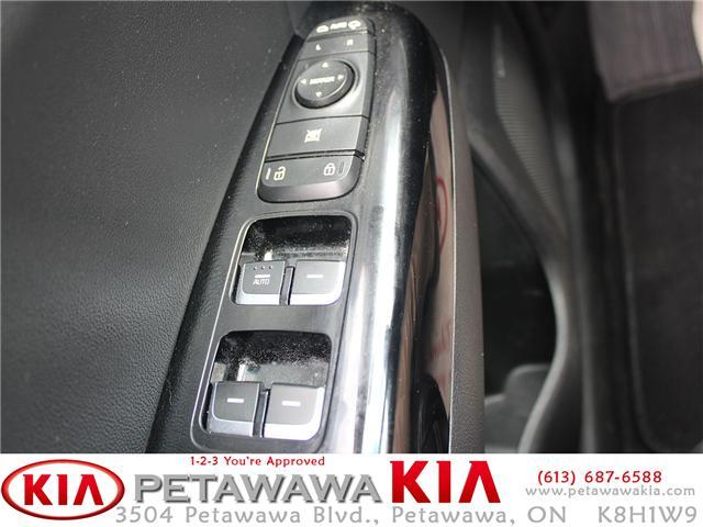 2017 Kia Sportage SX Turbo (Stk: SL18088-1) in Petawawa - Image 14 of 18