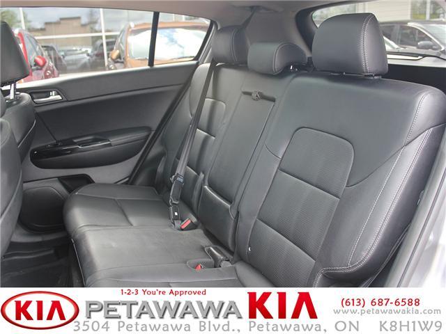 2017 Kia Sportage SX Turbo (Stk: SL18088-1) in Petawawa - Image 15 of 18