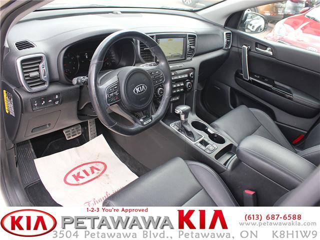2017 Kia Sportage SX Turbo (Stk: SL18088-1) in Petawawa - Image 7 of 18