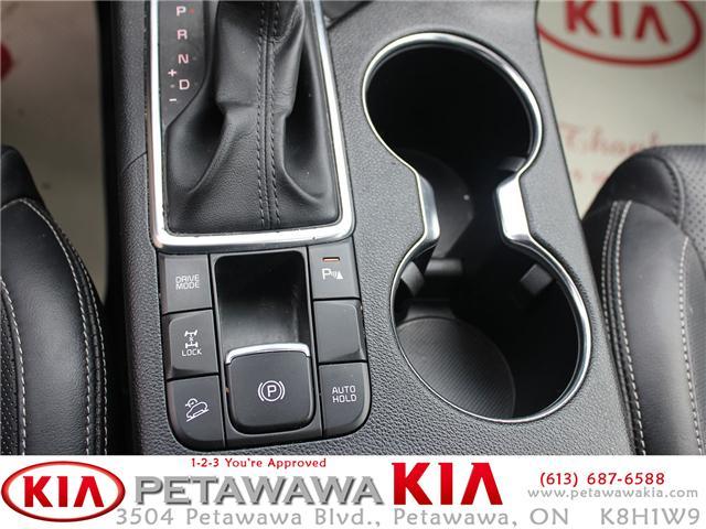 2017 Kia Sportage SX Turbo (Stk: SL18088-1) in Petawawa - Image 13 of 18