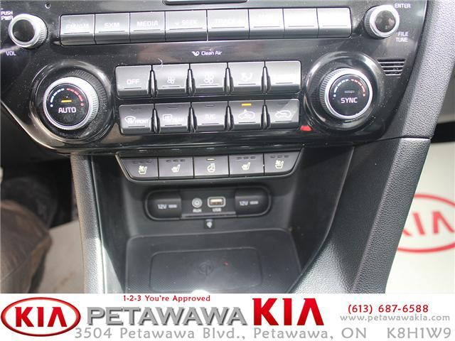 2017 Kia Sportage SX Turbo (Stk: SL18088-1) in Petawawa - Image 12 of 18