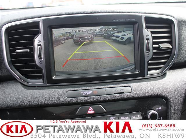 2017 Kia Sportage SX Turbo (Stk: SL18088-1) in Petawawa - Image 10 of 18