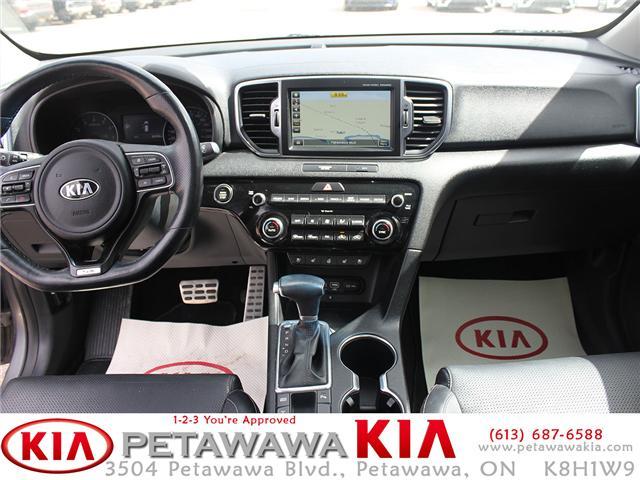 2017 Kia Sportage SX Turbo (Stk: SL18088-1) in Petawawa - Image 8 of 18