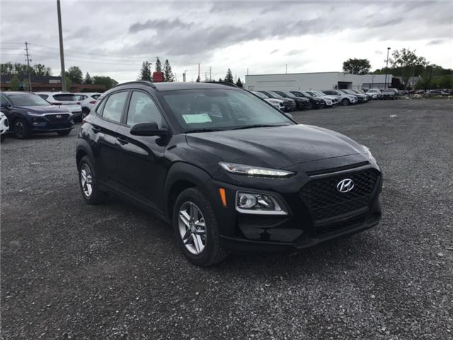2019 Hyundai KONA 2.0L Essential (Stk: R96136) in Ottawa - Image 1 of 11