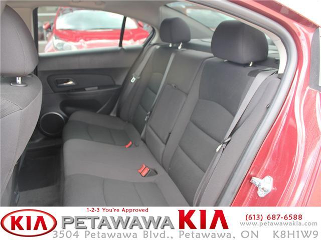 2016 Chevrolet Cruze Limited 1LT (Stk: 18059-1) in Petawawa - Image 11 of 13