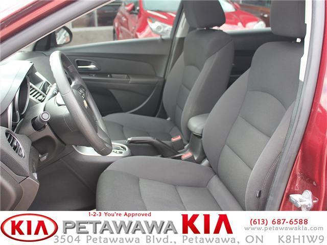 2016 Chevrolet Cruze Limited 1LT (Stk: 18059-1) in Petawawa - Image 8 of 13