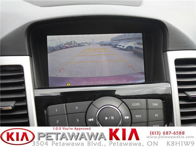 2016 Chevrolet Cruze Limited 1LT (Stk: 18059-1) in Petawawa - Image 10 of 13