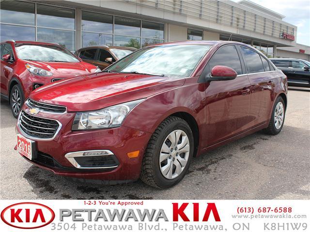 2016 Chevrolet Cruze Limited 1LT (Stk: 18059-1) in Petawawa - Image 1 of 13