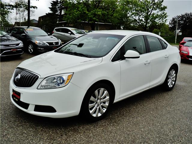 2016 Buick Verano Base (Stk: ) in Orangeville - Image 2 of 17