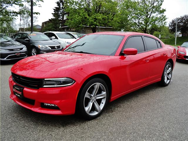 2015 Dodge Charger SXT (Stk: 1492) in Orangeville - Image 2 of 21