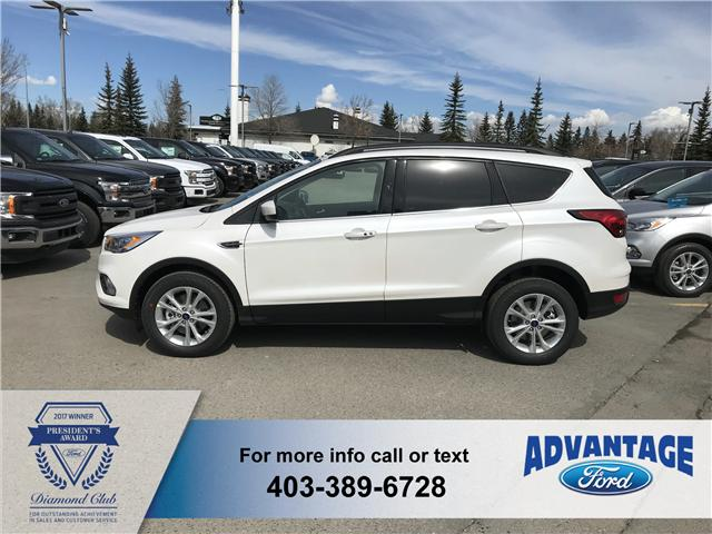 2019 Ford Escape SEL (Stk: K-686) in Calgary - Image 2 of 5